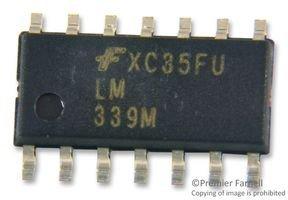 500 pieces Comparator ICs Quad Comparator