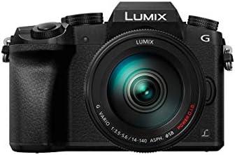 Panasonic Lumix G7H - Cámara EVIL de 16 MP, Pantalla 3