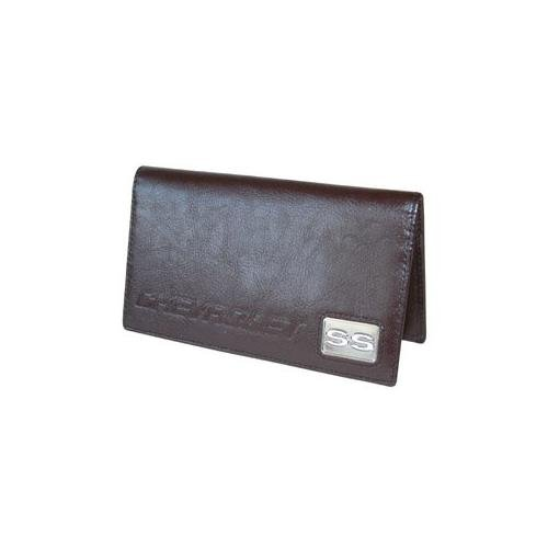 Motorhead Products MH-1569 Chevrolet Ss Checkbook Cover