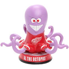 Amazon al the octopus mascot detroit red wings limited edition al the octopus mascot detroit red wings limited edition bobblehead voltagebd Images