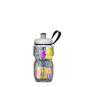 Polar Bottle Insulated Water Bottle Limited Edition (12-Ounce, Science)