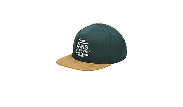 Vans Gorra Wabash Snapback Verde/Amarillo Talla: OSFA (Talla única para Todos sexos): Amazon.es: Ropa y accesorios