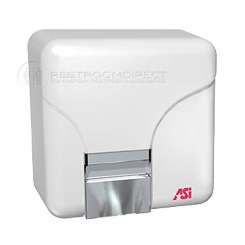 ASI 0141 Cast Aluminum Automatic Hand Face Dryer
