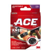 Ace Knee Strap with Adjustable Custom Dial System - Custom Dial System