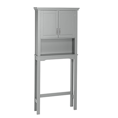 RiverRidge Home Products 06-079 Somerset Spacesaver, Gray by RiverRidge Home Products
