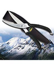 Outdoor Edge SC-100 Game Shears Heavy Duty Spring Loaded Game Shears for Birds and Small Game by Outdoor Edge