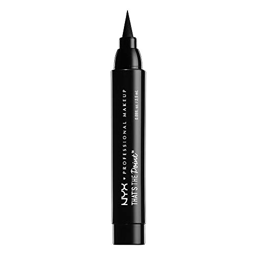 NYX PROFESSIONAL MAKEUP That's The Point Eyeliner, Put A Wing On It, 0.085 Ounce