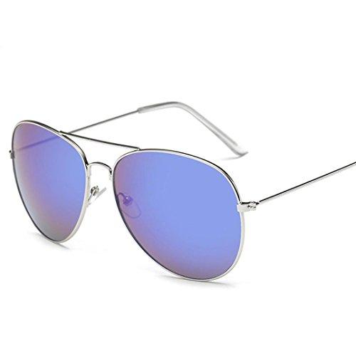 OverDose sol espejo de Mujeres D aire Hombres gafas libre Cuadrados al de Vintage gafas deportes qxrT1fAZq