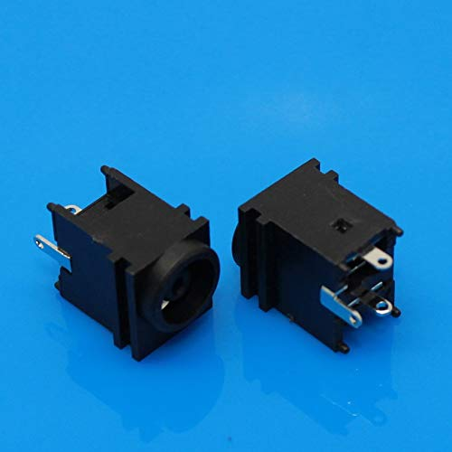 Davitu 10 pcs Brand new For Sony Vaio VGN-FZ FZ VGN-NR NR VGN-FW FW VGN PCG 3pin AC DC laptop Power Jack port Connector socket -