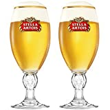 Stella Artois 40CL Chalices,Clear (Pack of 6)