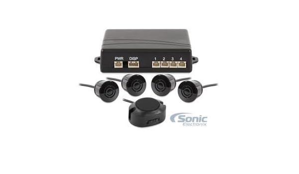 Encore BUS-1 Universal Backup Parking Sensor Kit Paintable