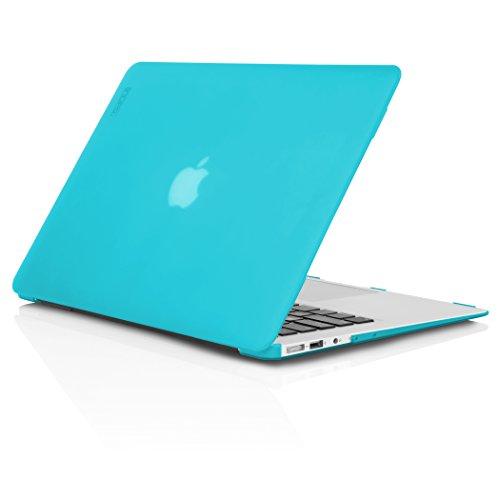 MacBook Air 13-inch Case, Incipio [Ultra Thin] [Snap On Case] Feather Case for MacBook Air 13-inch-Translucent Blue