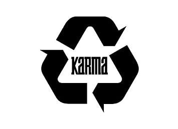 Amazon Com Save The Earth Karma Decor Temporary Tattoo Cute