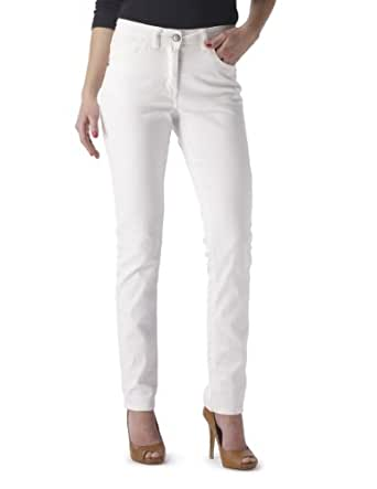 Joe Browns Women's Must Have Basic Jean White 4