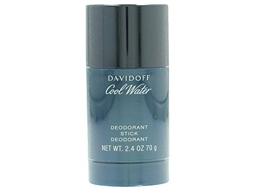 Davidoff Cool Water Deodorant Stick for Men, 2.4-Ounce
