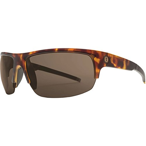 Electric Visual Tech One Pro Matte Tortoise/OHM+Bronze Sunglasses by Electric