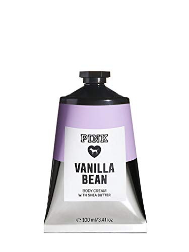 Victoria's Secret Pink Vanilla Bean Body Cream with Shea Butter 3.4 fl oz
