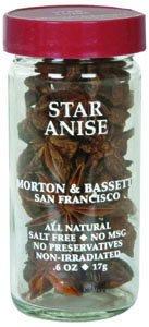 Bassett Star - Morton & Bassett Anise Star, 0.6 Ounce