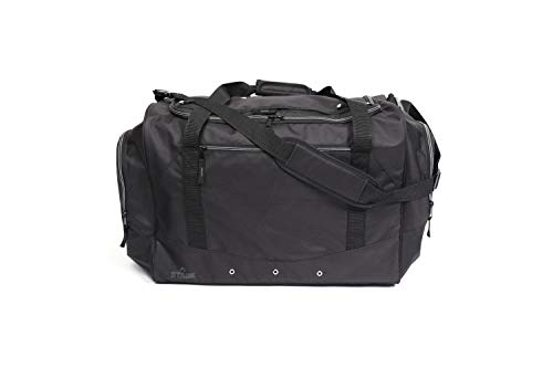 Stage Stealth Double Ski/Snowboard Boot Duffle Bag, Black (Boot Bag Double)