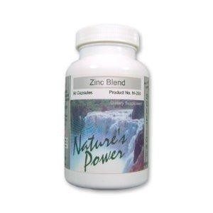 Mélange de zinc incroyable supplément naturel zinc chélaté avec de racine de guimauve, extrait d'Aloe Vera et sels cellulaires homéopathiques 90ct