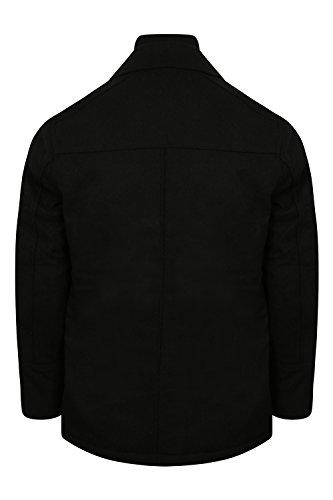 'hexacode' Petto Laundry Doppio Cappotto Tokyo Da Black A Uomo Giacca Melton O6xwqE8zBS