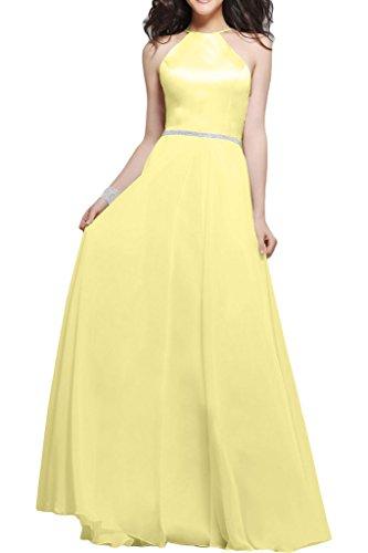 Missdressy - Vestido - para mujer Beige-1