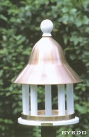 Bell Bird Feeder by Lazy Hill (Bell Hill Lazy)