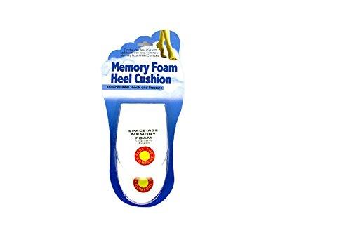 Memory foam heel cushion-Package Quantity,72