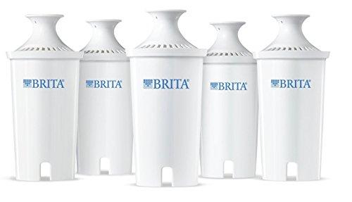 Brita Pitcher Replacement Filter 5 Pitcher Filters