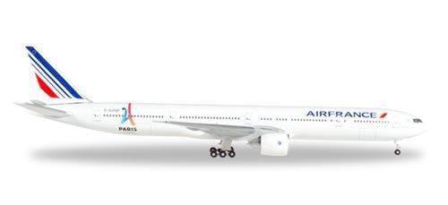 (HERPA 506892-004 Air France Boeing 777-300ER Aircraft Model Kit, Multi-Colour)