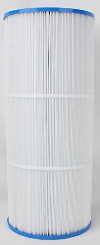 4 Pack Guardian Pool Spa Filter Replaces Hayward CX481XREPAK4 225 Square Feet Cartridge Elements for Hayward C2030 SwimClear In-Ground Cartridge Filters Pleatco PA56L 17 3/8'' Length by Guardian Filtration Products