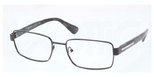 Prada Sport Model - Prada PR60QV Eyeglasses-1BO/1O1 Matte Black-56mm