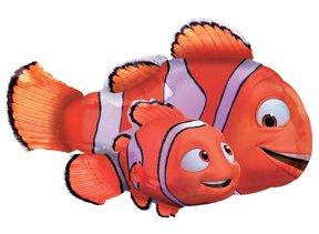(Disney FINDING NEMO Marlin Orange Clownfish Tropical (1) 26