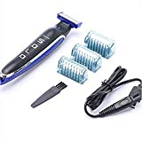 Men's Multi-function Rechargeable Shaver Shaving Shaver,Hybrid Electric Trimmer And Shaver,rechargeable Shaver, Trimmer And Edger