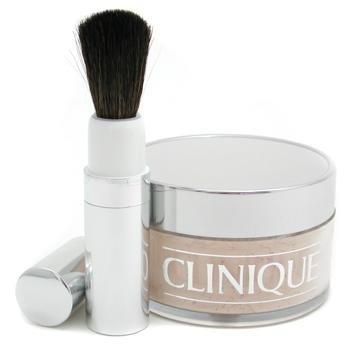 Clinique Blended Face Powder plus Brush, No. 08 Transparency Neutral, 1.2 (Blended Face Powder And Brush)