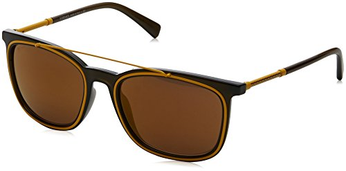 Versace Sonnenbrille (VE4335) MATTE TRANSPARENT GREEN