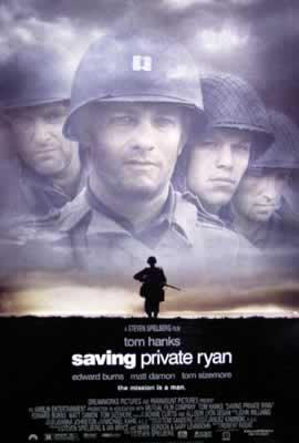 Saving Private Ryan 27x40 Movie Poster