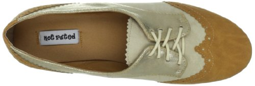 Not Rated Frauen Party Pops Oxfords Tan