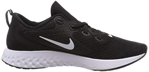Negro 001 De Legend Zapatillas Nike white Hombre black Deporte Para React qZSw7wx0p