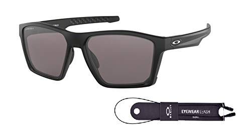 4caeb3a163b69 Oakley Targetline OO9397 939702 58M Matte Black Prizm Black Sunglasses For  Men+BUNDLE with