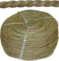 Seagrass Rope Coil 1/4'' Diameter (Sold by The Coil) - Wicker Furniture Repair Supplies, Basket Making Supplies, Chair/Basket Weaving Tools, Hardware for Furniture Restoration, Chair Cane   SG-7703