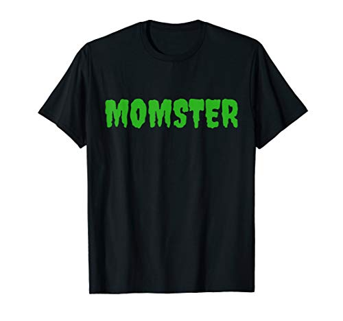Funny Mom Halloween Costume T-shirt ma mother mommy ()