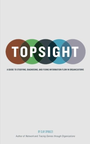 Download Topsight: A Guide to Studying, Diagnosing, and Fixing Information Flow in Organizations pdf epub