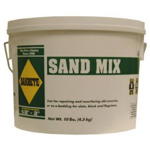 TEXAS INDUSTRIES 5123 10LB Sakrete Sand Mix (Mix Sakrete Sand)