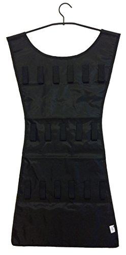 028295275729 - Umbra Little Black Dress Hanging Jewelry Organizer carousel main 1
