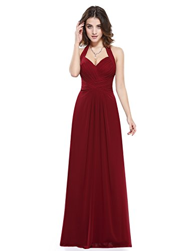 nina a line tulle prom formal evening dress ball burgundy. Black Bedroom Furniture Sets. Home Design Ideas
