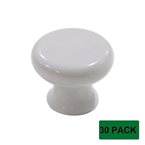 white 30 kitchen cabinets - 4