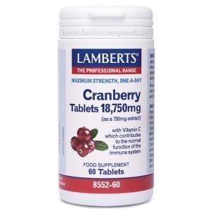 Lamberts - Arndano Rojo 18.750 Mg Lamberts, 60 Tabletas