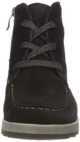 ara Women's Boots 91 Black Desert Schwarz ROM rrqwTgH1