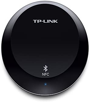 TP-Link NFC-Enabled Best Bluetooth Car Adapters, Bluetooth 4.1 Receiver, Universal Compatibility…